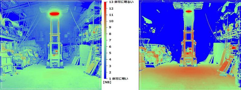 光環境評価システムQUAPIX