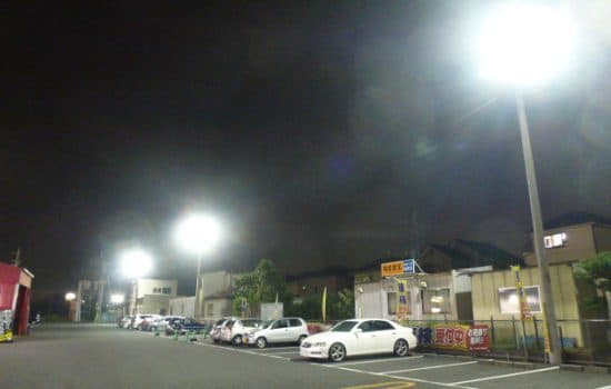 駐車場導入設置事例